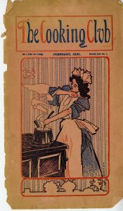 19th century cookbook